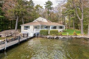Photo of 67 Parker Island Road, Wolfeboro, NH 03894 (MLS # 4740426)