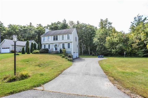 Photo of 19 Drew Woods Drive, Derry, NH 03038 (MLS # 4809436)