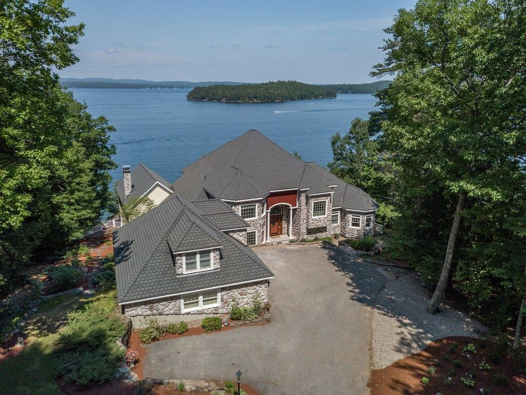 40 Dinsmoor Point Road, Gilford, NH 03249 - #: 4813446