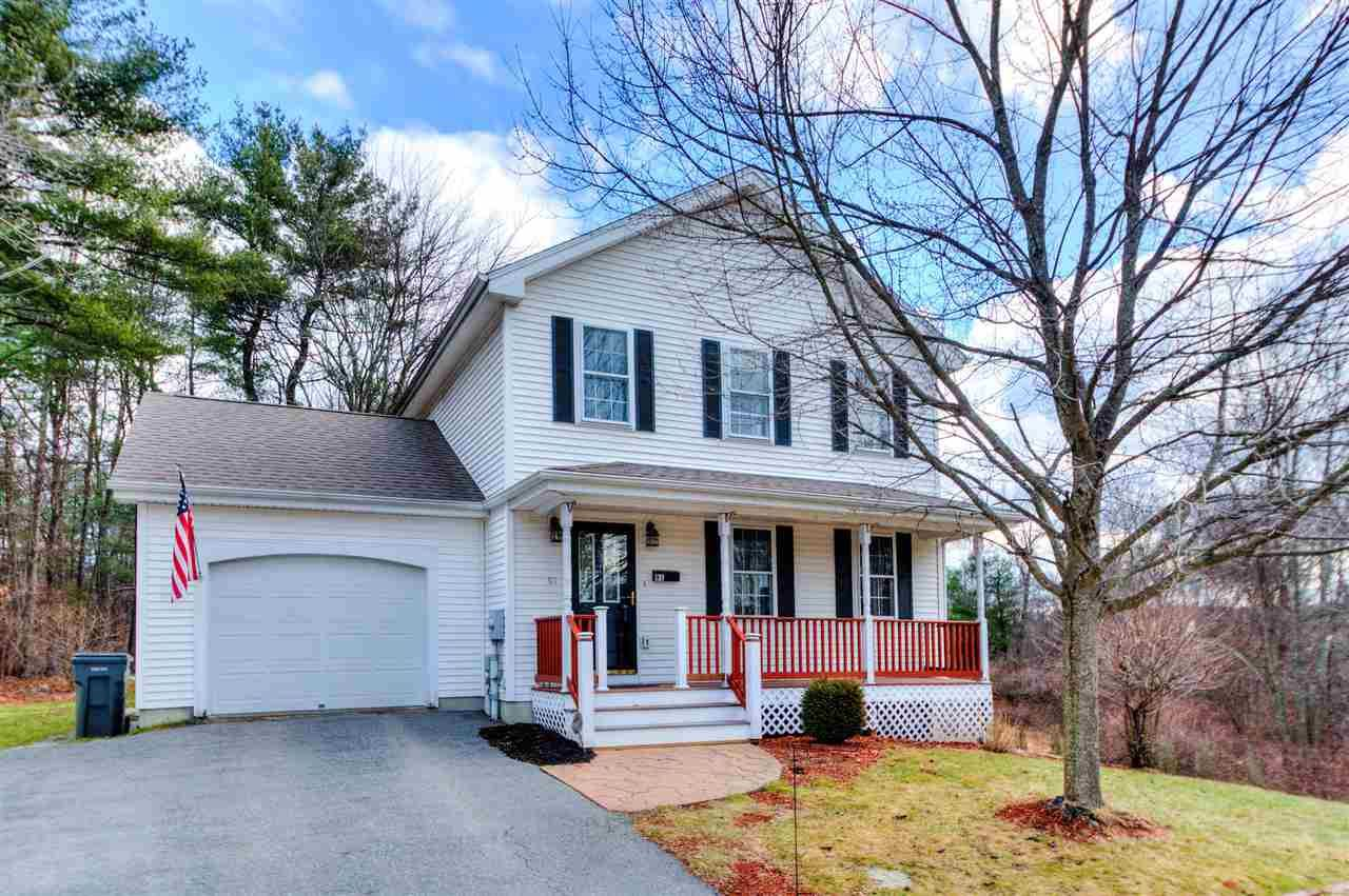 91 Sandy\'s Way, Manchester, NH 03101 - MLS#: 4790464