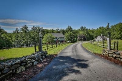 Photo of 186 French Pond Road, Henniker, NH 03242 (MLS # 4636467)