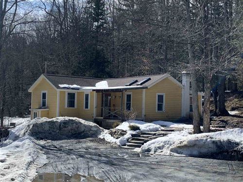 Photo of 3442 Moretown Mountain Road, Moretown, VT 05660 (MLS # 4800542)