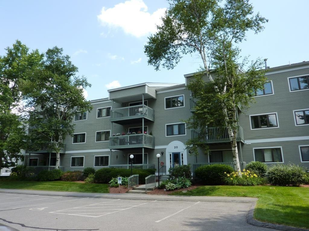 20-208 Ledgewood Hills Drive #240, Nashua, NH 03062 - MLS#: 4883542
