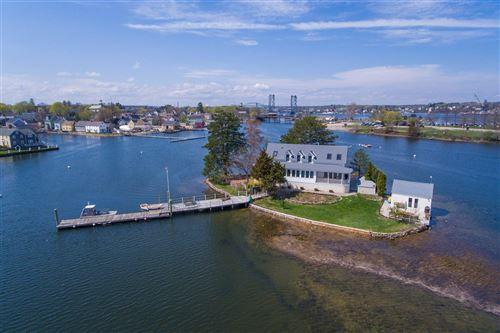 Photo of 1 Round Island, Portsmouth, NH 03801 (MLS # 4799546)