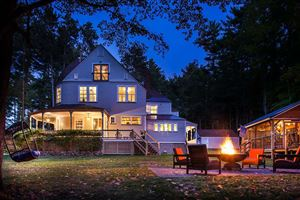 Photo of 49 Neighbors Row Road, Conway, NH 03860 (MLS # 4662564)
