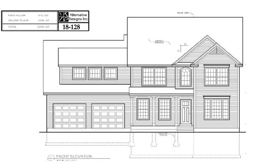Photo of 148 Jenkins Farm Road #Lot 153, Chester, NH 03035 (MLS # 4717622)