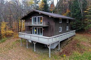 Photo of 153 Eagle Rock Road, Pittsfield, VT 05762 (MLS # 4783626)