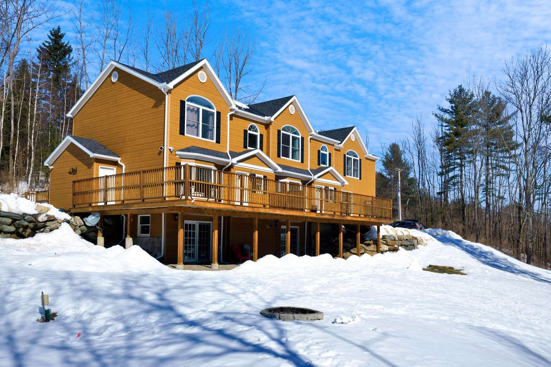 Photo of 182 Cady Hill Road, Stowe, VT 05672 (MLS # 4852633)