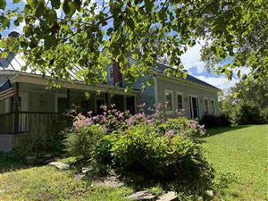Photo of 553 Old Turnpike Road, Mount Holly, VT 05758 (MLS # 4775646)
