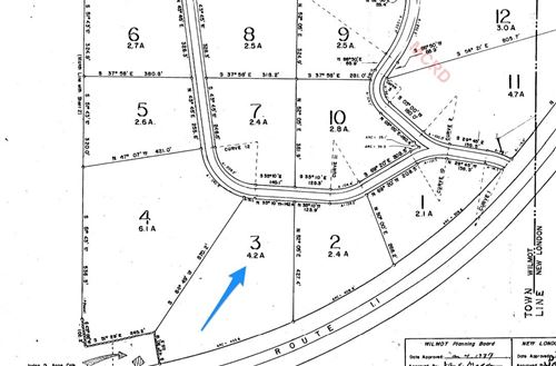 Photo of Lot 3 Laurel Lane, Wilmot, NH 03287 (MLS # 4746668)