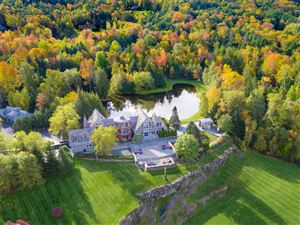 Photo of 506 North Hill Road, Stowe, VT 05672 (MLS # 4721679)