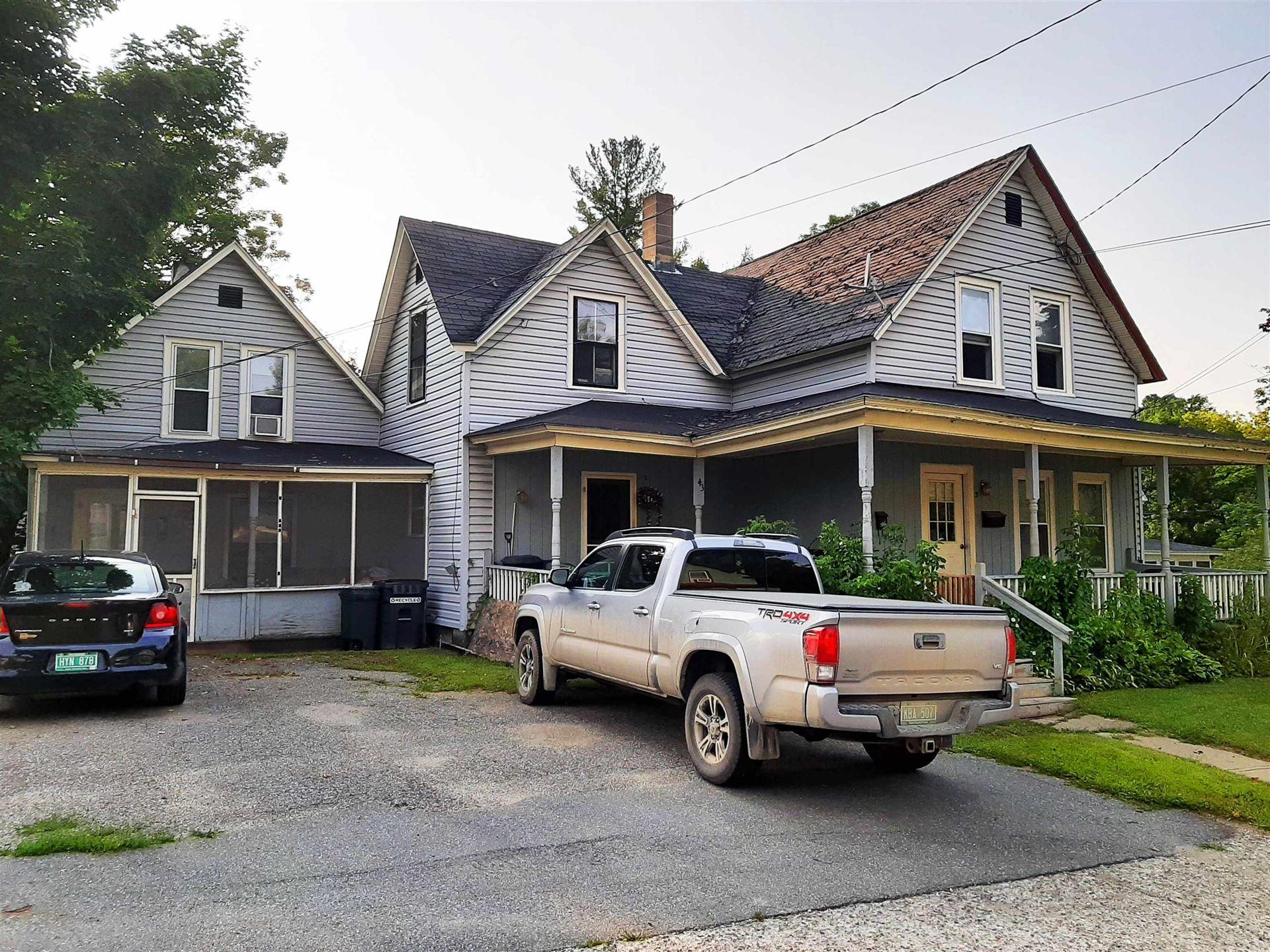 43 Indian Point Street, Newport, VT 05855 - MLS#: 4878683