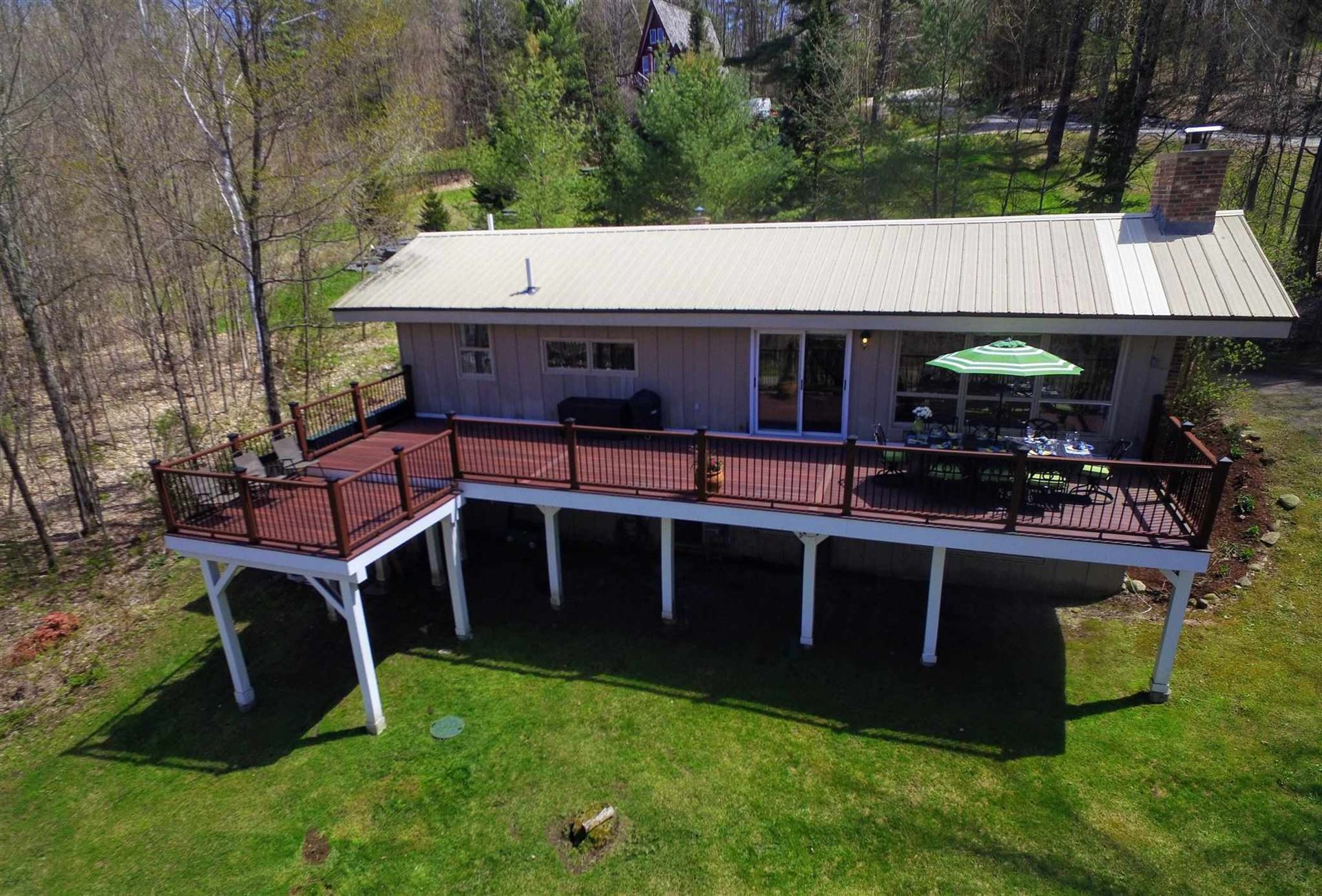 Photo of 221 Brush Hill Road, Stowe, VT 05672 (MLS # 4859695)