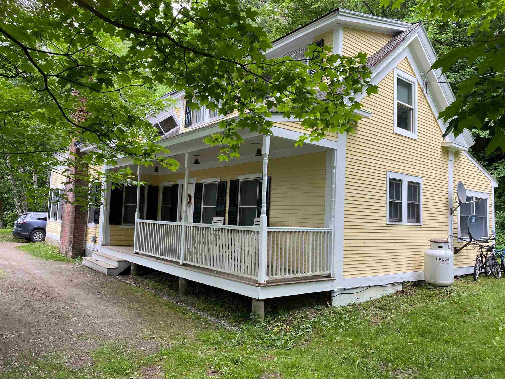 Photo of 856 Pucker Street, Stowe, VT 05672 (MLS # 4858698)