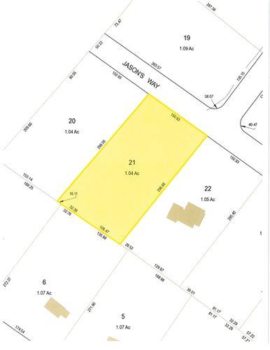 Photo of Lot 21 Jasons Way, Wolfeboro, NH 03894 (MLS # 4877722)