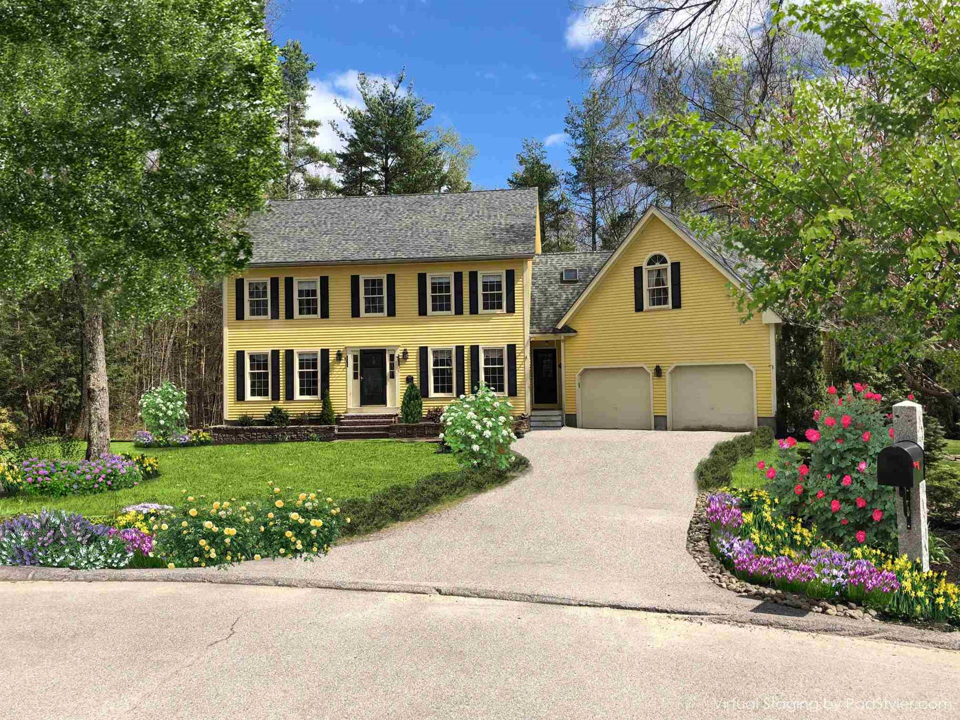 14 Hunter Place, Exeter, NH 03833 - MLS#: 4805732