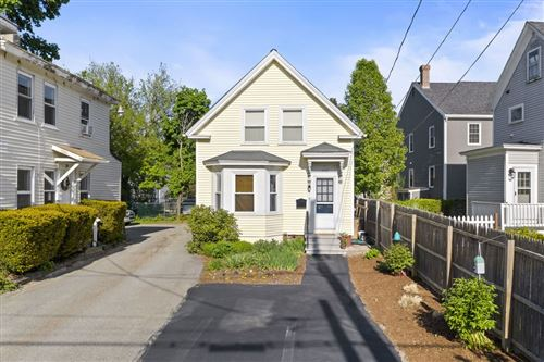 Photo of 27 1/2 Park Street, Dover, NH 03820 (MLS # 4807745)