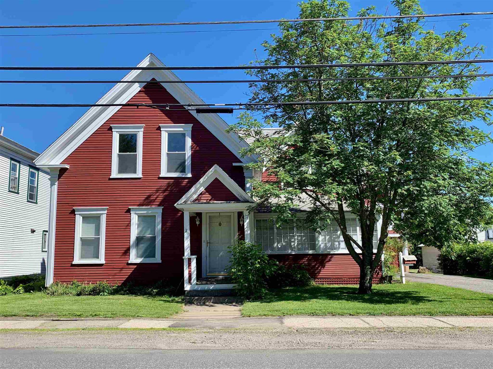 41 Park Street, Colebrook, NH 03576 - MLS#: 4811746