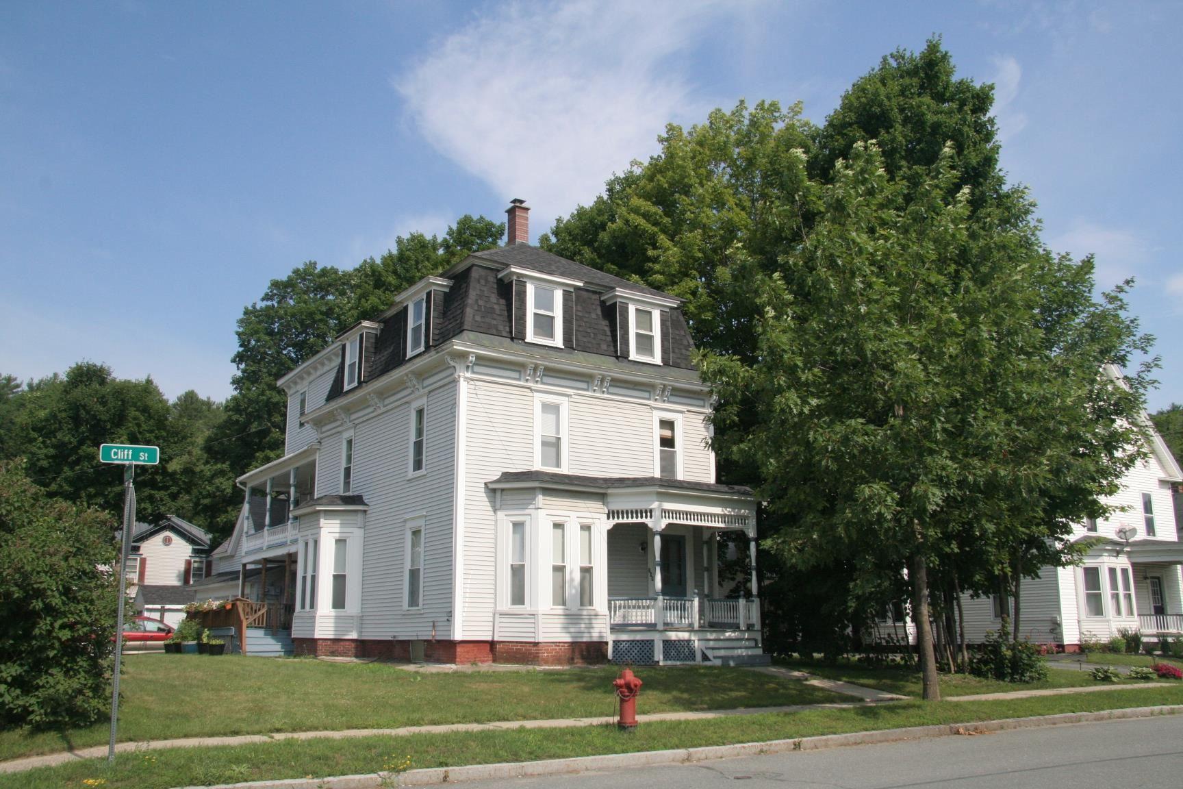 349 Cliff Street, Saint Johnsbury, VT 05819 - MLS#: 4817761