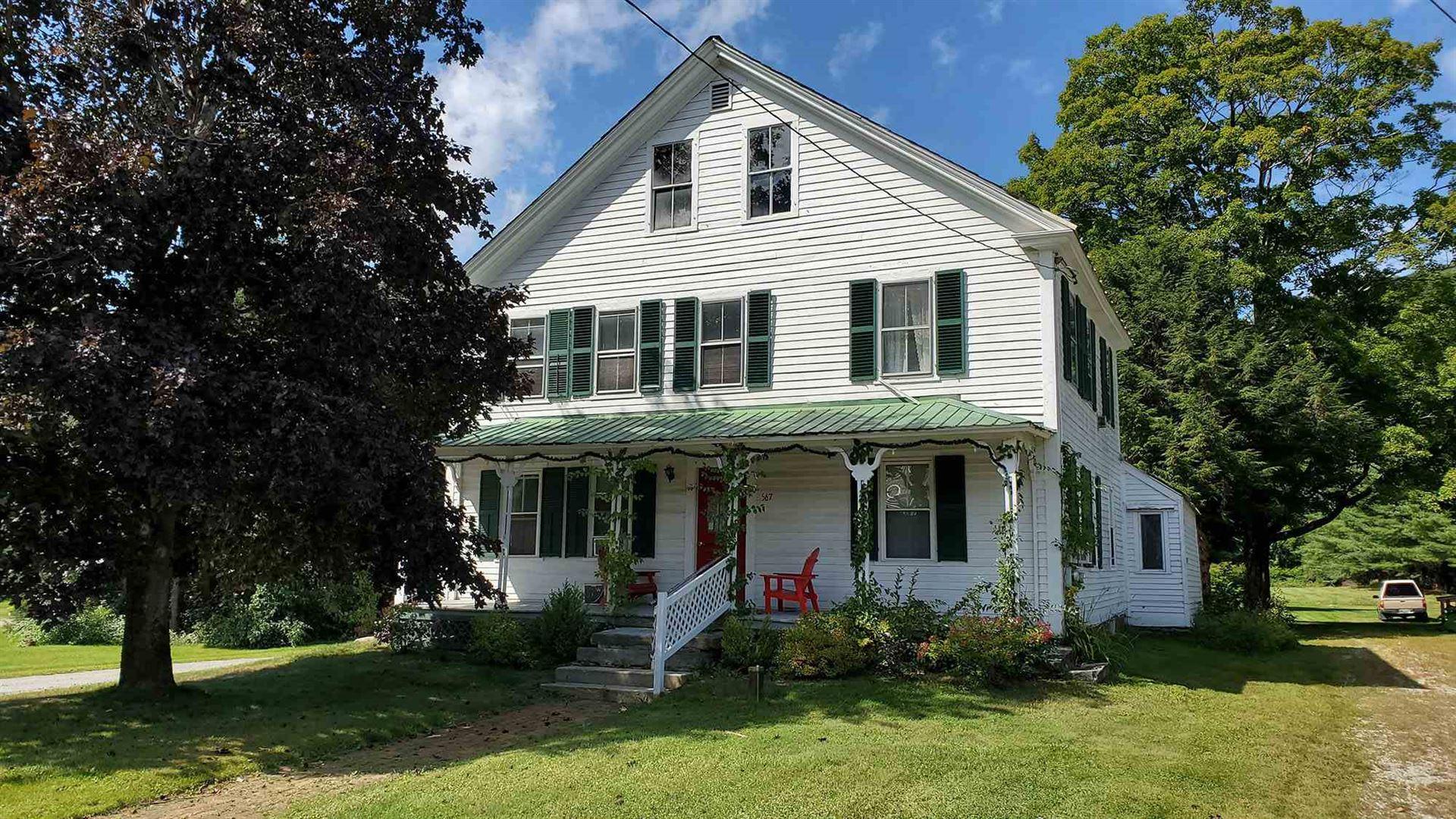 567 Vermont Route 30, Newfane, VT 05345 - MLS#: 4828809