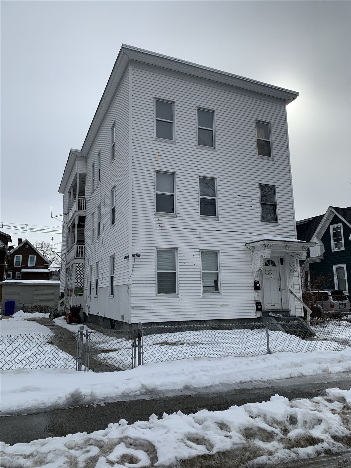 259 Spruce Street, Manchester, NH 03103 - MLS#: 4848809