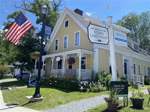 Photo of 6 Sunset Street, Stowe, VT 05672 (MLS # 4882818)