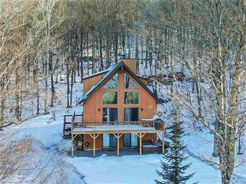 Photo of 55 Sugar House Road, Dover, VT 05356 (MLS # 4790825)