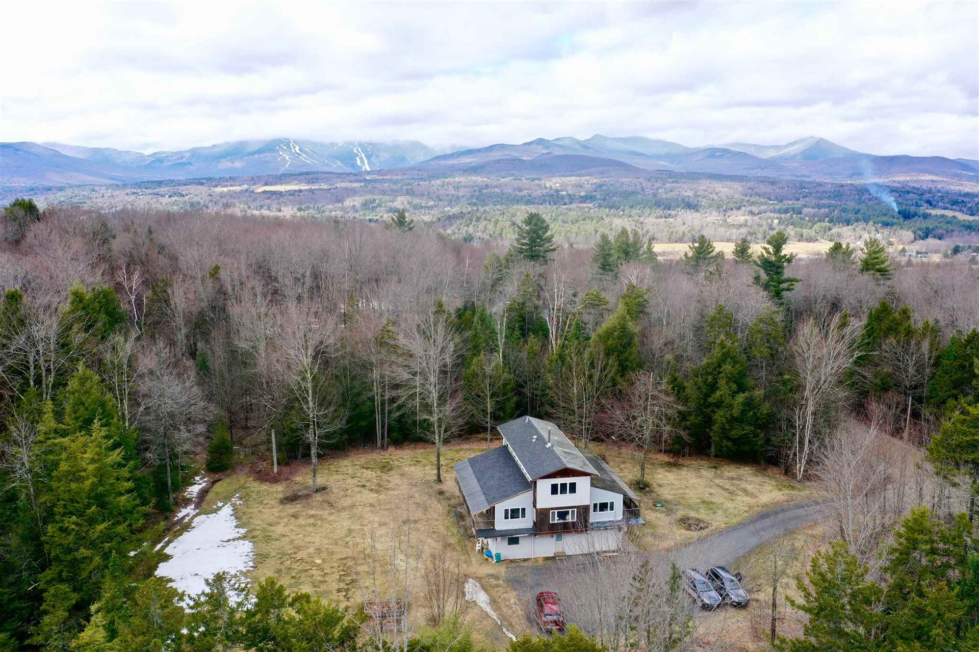 Photo of 238 Worcester Road, Stowe, VT 05672 (MLS # 4853828)