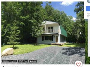 Photo of 105 White Birch Drive, Tinmouth, VT 05773 (MLS # 4731831)