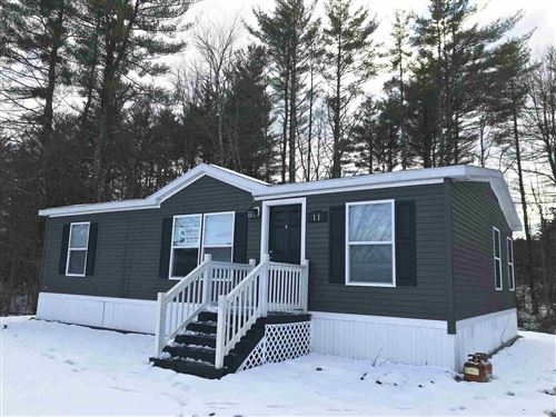Photo of 11 Bartletts Mobile Home Park, Epsom, NH 03234 (MLS # 4799837)