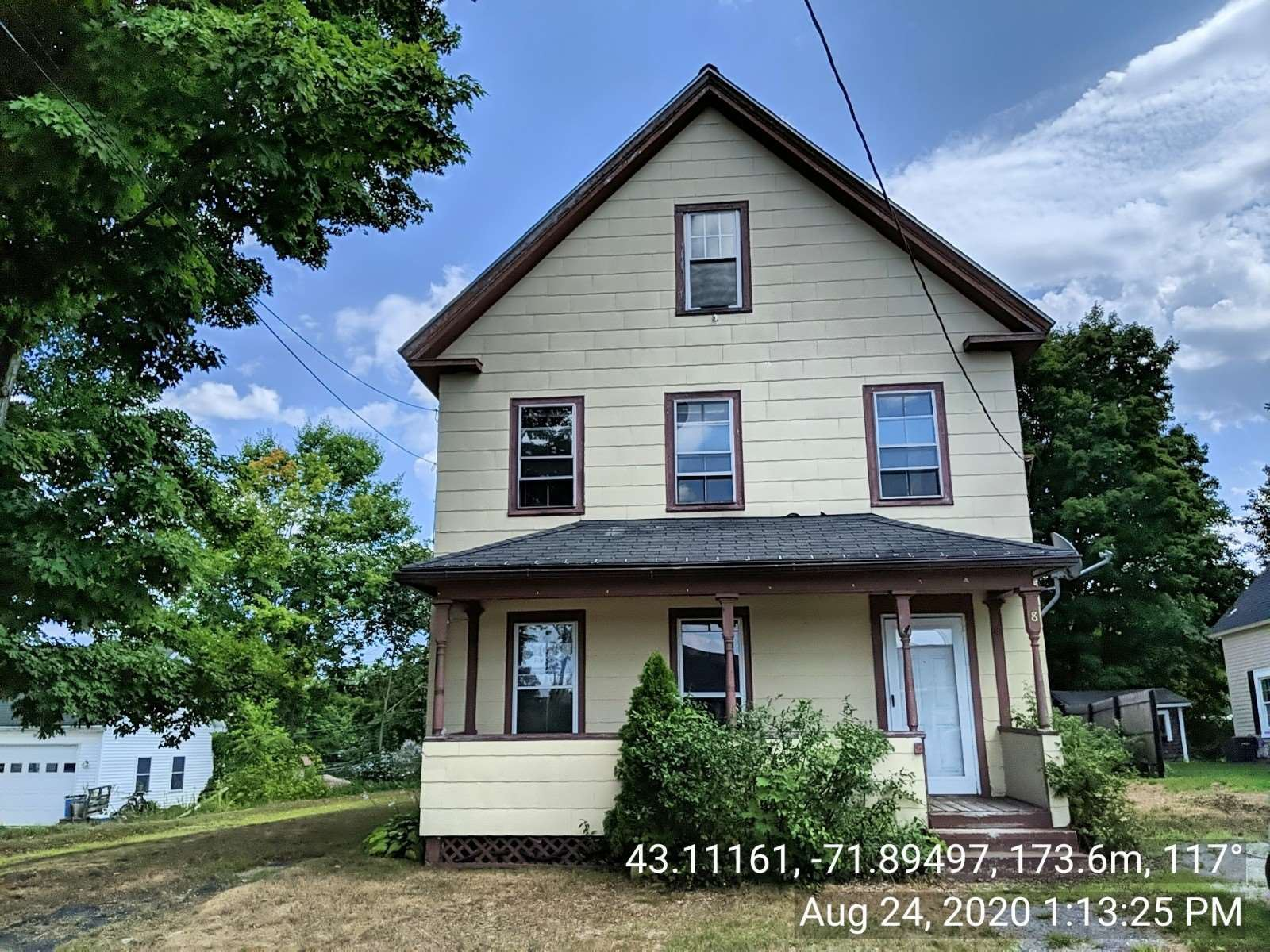 8 High Street, Hillsborough, NH 03244 - MLS#: 4816847