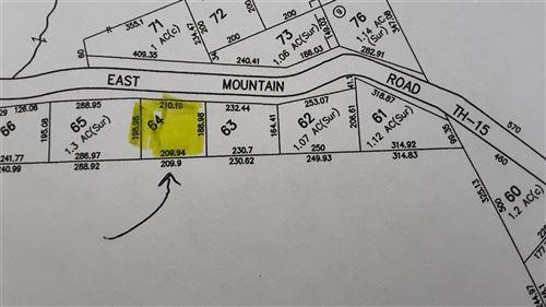 Photo of East Mountain Road Road, Killington, VT 05751 (MLS # 4751908)