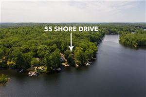 Photo of 55 Shore Drive, Nottingham, NH 03290 (MLS # 4770916)