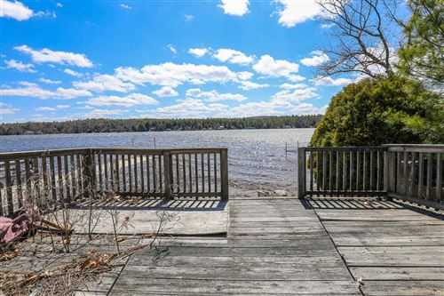 Photo of 136 Lake Shore Drive, Northwood, NH 03261 (MLS # 4857918)