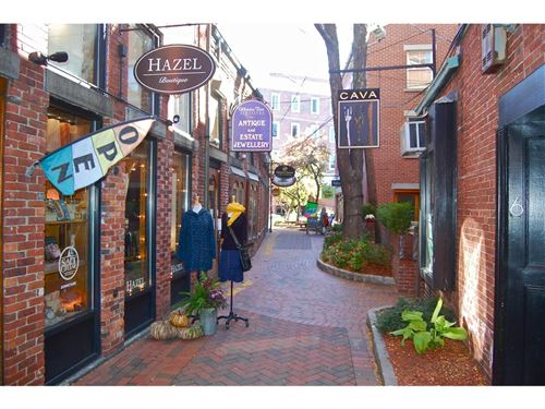 Photo of 5 Commercial Alley #1 Alley, Portsmouth, NH 03801 (MLS # 4790923)