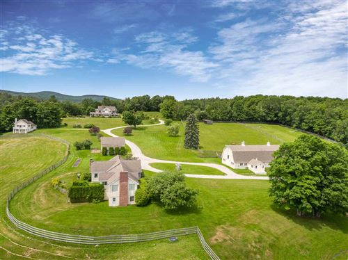 Photo of 636 Fowler Brook Road, Mount Holly, VT 05758 (MLS # 4748940)