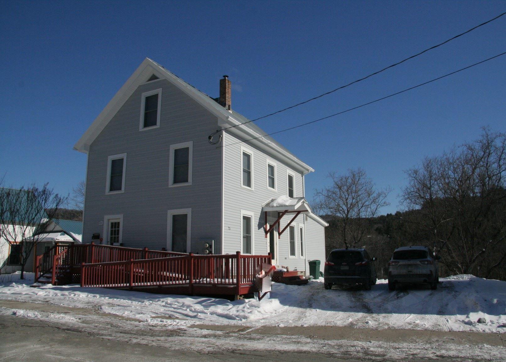 75 School Street, Saint Johnsbury, VT 05819 - MLS#: 4836955