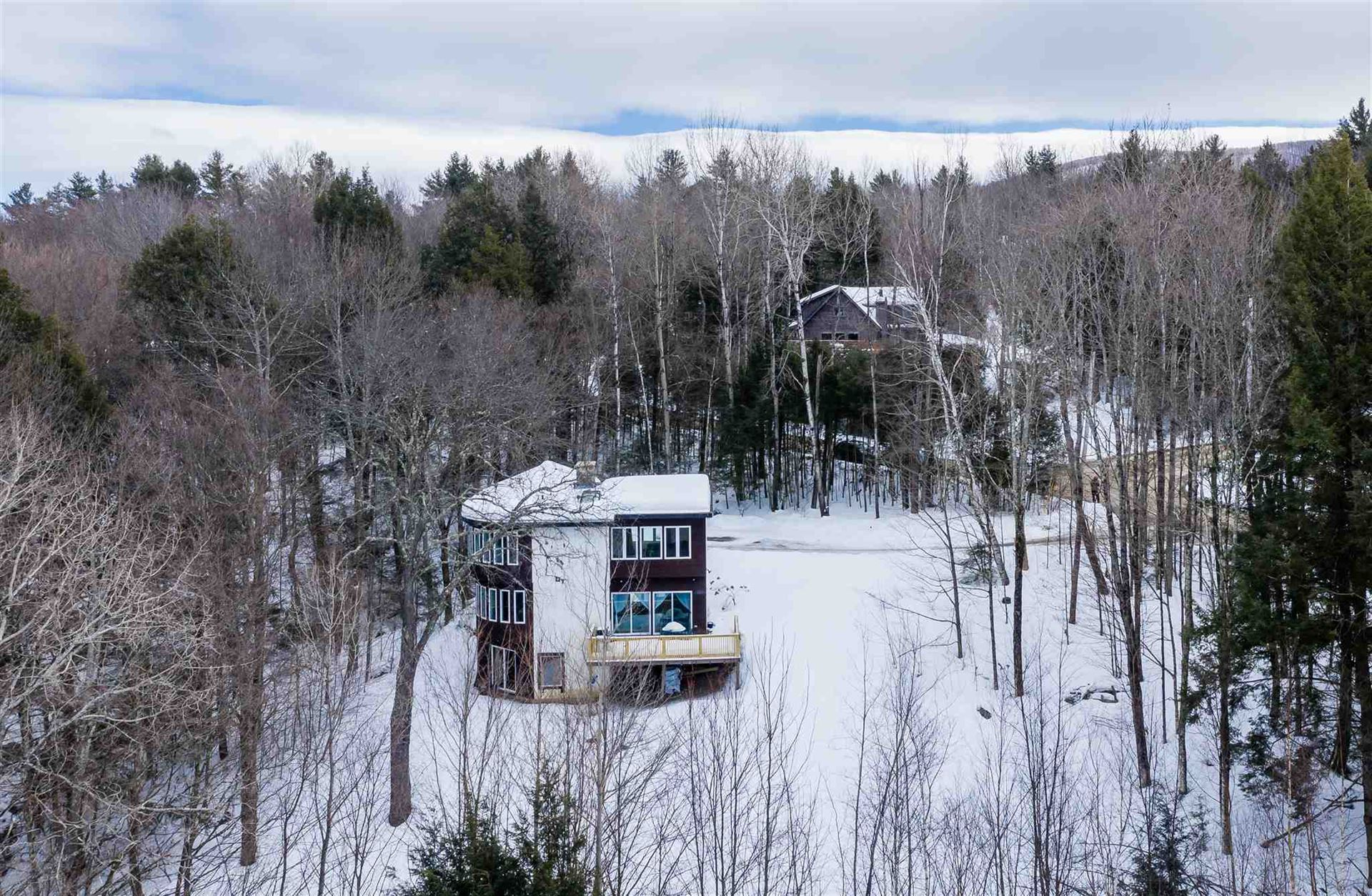 Photo of 399 Mansfield View Road, Stowe, VT 05672 (MLS # 4854966)