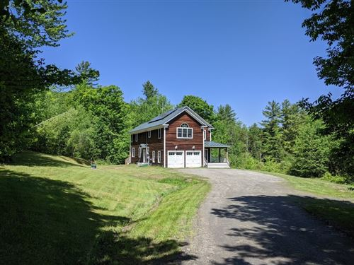 Photo of 1084 Plunkton Road, Warren, VT 05674 (MLS # 4809975)