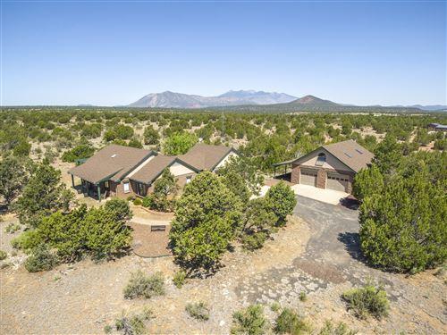 Photo of 9595 Rabbit Ridge Road, Flagstaff, AZ 86004 (MLS # 182004)