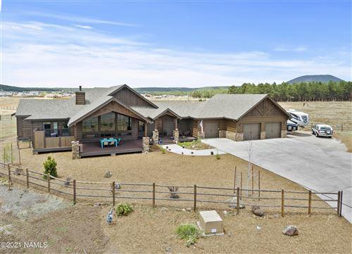 Photo of 7263 W Whitman Trail, Flagstaff, AZ 86001 (MLS # 186006)