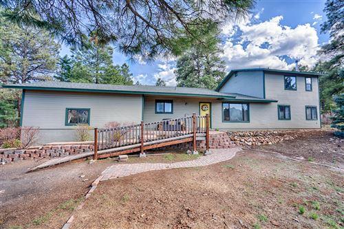 Photo of 3401 Fox Lair Drive, Flagstaff, AZ 86004 (MLS # 181009)