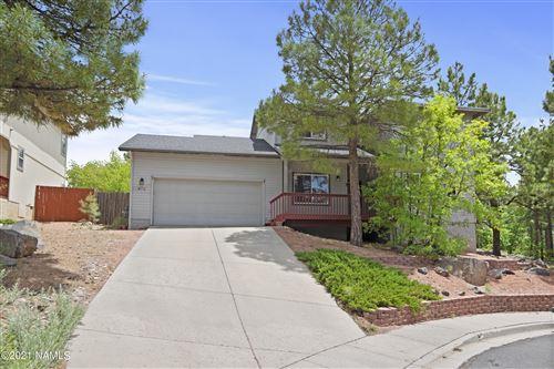 Photo of 470 N Pine Cliff Drive, Flagstaff, AZ 86001 (MLS # 186023)