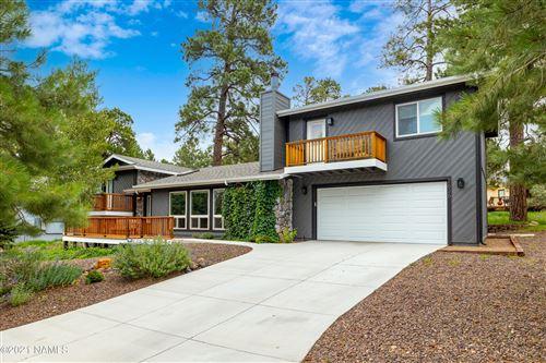 Photo of 2636 N Carefree Circle, Flagstaff, AZ 86001 (MLS # 187088)