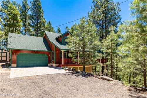 Photo of 3048 Kweo Trail, Flagstaff, AZ 86005 (MLS # 186094)