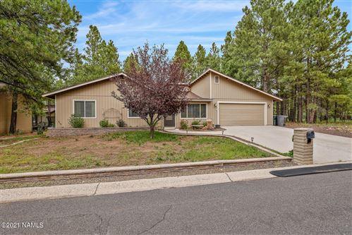 Photo of 5240 E Mockingbird Drive, Flagstaff, AZ 86004 (MLS # 187104)