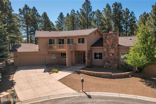 Photo of 4530 Red Fox Lane, Flagstaff, AZ 86004 (MLS # 186146)