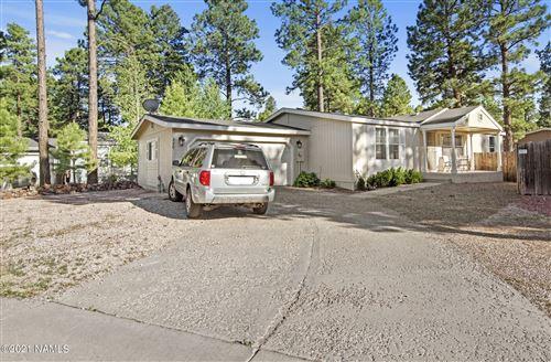 Photo of 2487 W Zepher Avenue, Flagstaff, AZ 86001 (MLS # 186163)