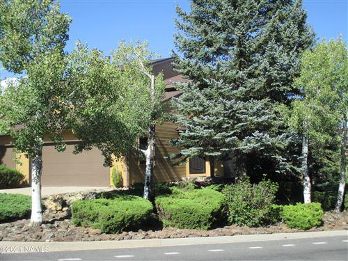 Photo of 2800 N Saddleback Way #1, Flagstaff, AZ 86004 (MLS # 187186)