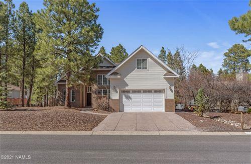 Photo of 5110 E Mount Pleasant Drive, Flagstaff, AZ 86004 (MLS # 185191)
